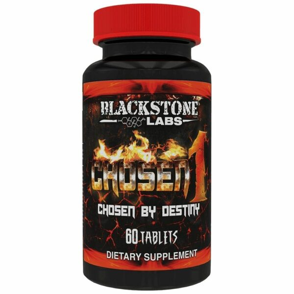Chosen 1 - 60 Tablets - By Blackstone Labs-0