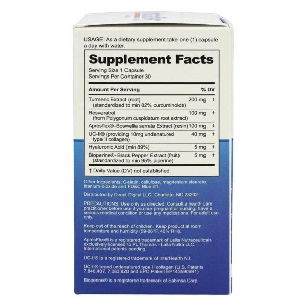 InstaFlex Advanced Joint Support - 30 Capsules-683