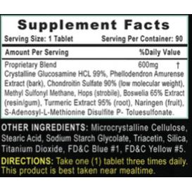 Joint-RX - 90 Tablets - Hi-Tech Pharmaceuticals-2895
