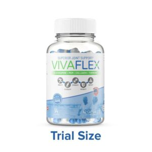 VivaFlex Superior Joint Support - 14 Day Trial Size 42 Capsules - Limited Offer-0