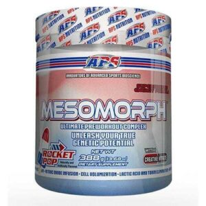 Mesomorph Pre-Workout - All Flavors - APS Nutrition-0