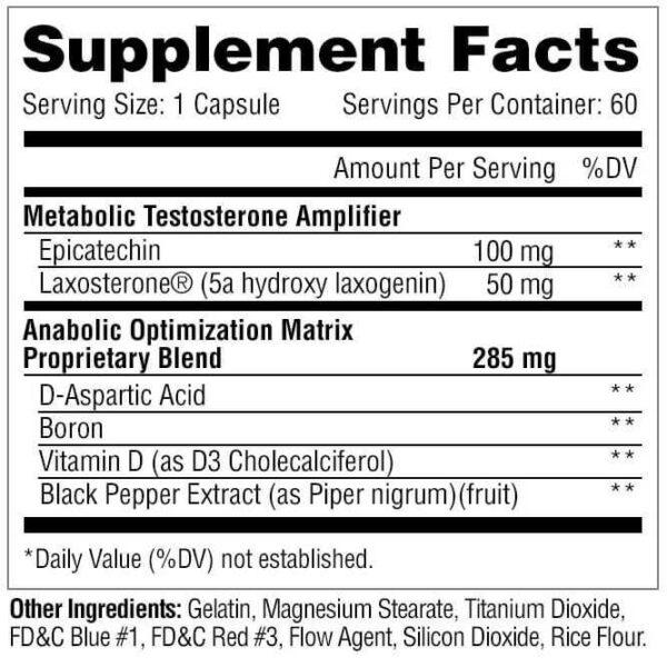 Metabolic Nutrition Myogrow - 60 Capsules-3421