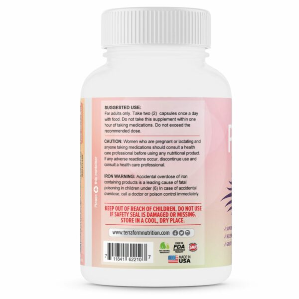 Purity - Hair Skin & Nail Vitamins – Supports Hair Growth for Women, Nourishes Skin & Nails-3747